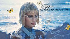 Glasses  Blumarine Spring collection 2014  #sunglasses  #blumarine  #shopping #style #ss2014 #summer #fashion #glassesonline   http://www.occhialigraduati.com/shop/1807-occhiali-da-sole?vmode=grid#/marchi-blumarine