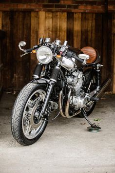 31 Years Old And Still Lovely Honda CB750