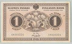 1 mk 1916 etusivu.