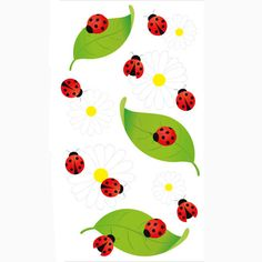 <div>It's spring and the ladybugs have arrived! You will fall in love with these delicate vellum...