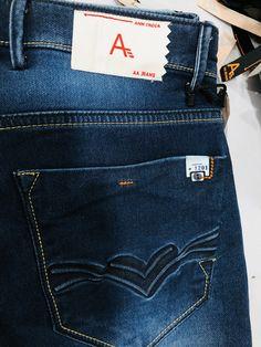 Denim Paint, Jeans Pocket, Jeans Fashion, Jeans Style, Denim Jeans, Tags, Men, Ideas, Design