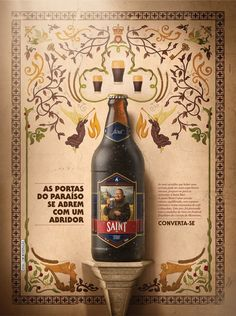 Branding Saint Bier - Gean | Diretor de Arte