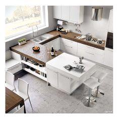 Stylowe kuchnie do każdego wnętrza - Dom