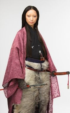 andremeister:  Onna Bugeisha - Real Samurai Women! Here are some cool info about samurai women! :) And some pictures too hehe http://www.kusuyama.jp/the-powerful-onna-bugeisha-female-samurai-warrior/ http://barbaralazar.com/2013/06/more-real-female-samurai/