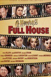 Full House (1952) Poster