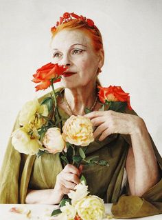 Vivienne Westwood by Tim Walker