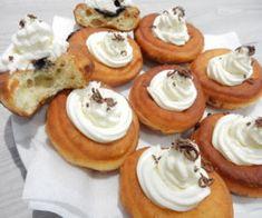 Bavorské vdolečky Mini Cupcakes, Cheesecake, Pizza, Cheesecakes, Cherry Cheesecake Shooters