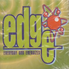 Edge: Everyday God Energizes, Summer Camp '98 by various artists (Audio CD album)