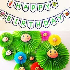 An excited little boy is looking forward to his Plants vs Zombies birthday party! Zombie Birthday Parties, Zombie Party, Birthday Bash, Birthday Gifts, Birthday Ideas, Balloon Decorations, Birthday Decorations, Zombies, Gold Ink