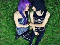 I will do anything to have this kind of relationship with this kinda guy who is scene and into bands like me