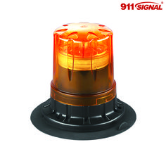 The FD24-AM LED strobe beacon is magnetic mount and also used on fixed plant equipment or fire, safety, or control panel alarms.