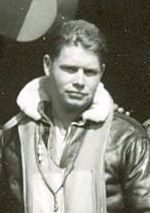 S/Sgt. Shuble A. Boling; Left Waist Gunner. Flew seven missions with Robert Mattison Crew. Unknow number with other pilots.