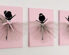 Die 21 besten Bilder auf Ballerina Kinderzimmer | Ballerina nursery ...