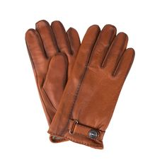 Warm up your hands with this leather gloves from #Roeckl l #DesignerOutletParndorf