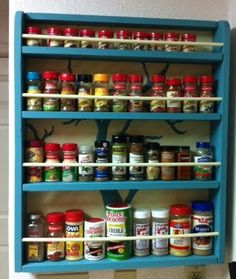 DeAnna Unger: How to Make a Spice Rack on the Cheap