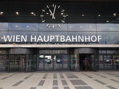 Wien Hauptbahnhof, Vienna, Austria