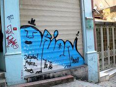 01.2009 #beyoğlu #istanbul #graffiti #streetart
