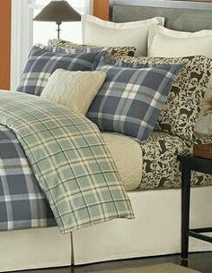 cozy flannel bedding