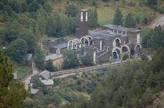 Santuario de Mertixell Andorra, The Beautiful Country, Romanesque, Capital City, Great Places, Costa, Spain, Skyline, France