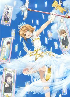 Sakura Card Captor Cleard Card