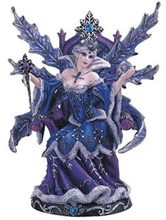 Snow Fairy Queen with Wand Collectible Figurine Decoration Statue GSC http://www.amazon.com/dp/B0052GKHRS/ref=cm_sw_r_pi_dp_lJjxwb0P61RDB