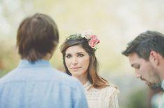 intimate Texas wedding
