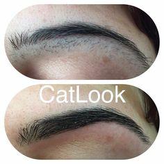 Operação de Recuperação #catlooksobrancelhas #designdesobrancelhas #eyebrowsdesign