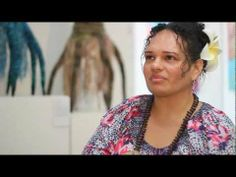 She on her way to the Pacific Arts Festival this year. Kapu Kukuwam - Sharon Phineasa