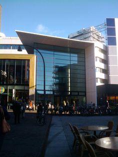 Bibliotheek, Lelystad, Flevoland.