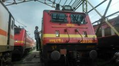 Railways @Sundar Mukherjee - Rail Enthusiast