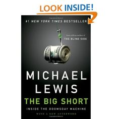 The Big Short: Inside the Doomsday Machine: Michael Lewis: 9780393338829: Amazon.com: Books