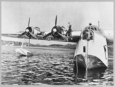 Short Sunderland, Flying Boat, Caption, Ww2, Battle, Coastal, Military, The Originals, Captions