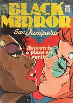 ¿Qué sucedería si en un universo paralelo la serie Black Mirror se hubiera inspirado en una colección de tebeos antiguos de los 70? El planteamiento podría ser perfectamente el argumento de uno de los capítulos de la serie. Sin embargo, la respuesta no la tiene Charlie Brooker, sino el ilustrador y diseñador gráfico Butcher Billy. […]