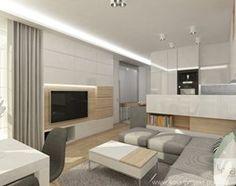 Aranżacje wnętrz - Sypialnia: Projekt mieszkania w Pruszkowie - pow. 52,5 m2. - Sypialnia, styl nowoczesny - 4ma projekt. Przeglądaj, dodawaj i zapisuj najlepsze zdjęcia, pomysły i inspiracje designerskie. W bazie mamy już prawie milion fotografii!