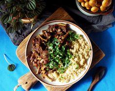Quinoa Raz! Chana Masala, Quinoa, Ethnic Recipes, Food, Essen, Meals, Yemek, Eten