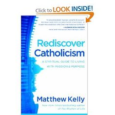 Rediscover Catholicism -- AMAZING!!!  I don't usually read religious books, but I'm so glad I'm reading this one!!!