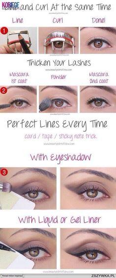 Great Eyeliner Tips For Makeup Junkies Makeup junkie, Eyeliner and - return to work note