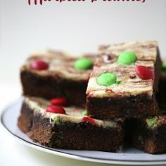 Marbled brownies recipe on I Heart Nap Time | I Heart Nap Time - Easy recipes, DIY crafts, Homemaking