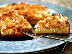Raparperi ja toska ne yhteen soppii! – Sikeltä sinulle Baked Potato, Cauliflower, Macaroni And Cheese, Tart, Good Food, Food And Drink, Pie, Menu, Sweets