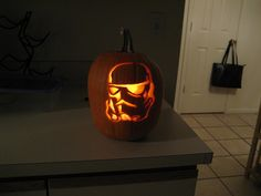 Pumpkin Carving Ideas For Overly Ambitious People