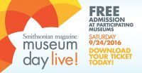Free Admission to Participating Museums