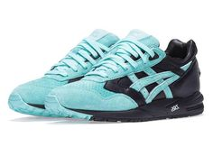 Ronnie Fieg Diamond Asics Gel Saga |