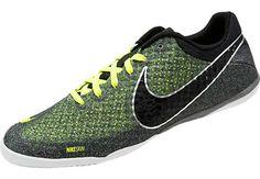 Nike Elastico Finale II Indoor Soccer Shoes - Wolf Grey...at SoccerPro now.