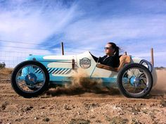 1930 CycleKart Speedway Racer (MILLER201302) : Registry : The CycleKart Club