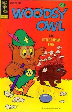 Woodsy Owl cover art by dustincropsboy, via Flickr | back in the ...