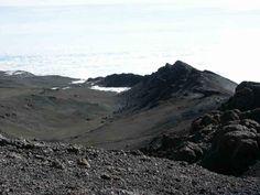 Crater of Kilimanjaro, Tanzania