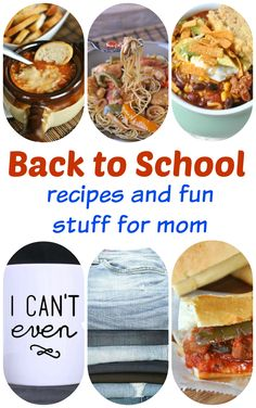 Let's talk BACK TO SCHOOL. Delicious weeknight meal ideas that are made in under…