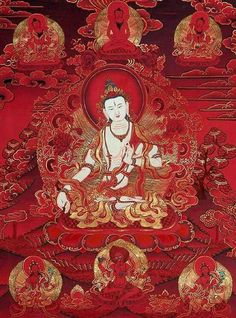 Red Tara protects Love.