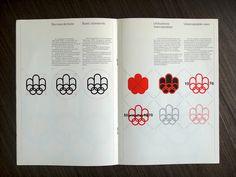 1976 Montreal Olympics Basic Logo Standards