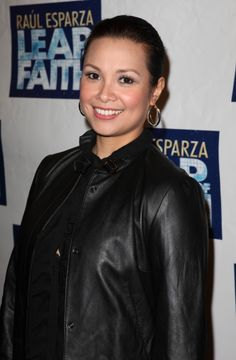 Lea Salonga at LEAP OF FAITH on Broadway's Opening Night ;)